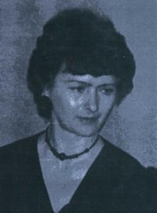 1987 - Objęcie stanowiska Dyrektora Szkoły - Bronisława Violetta Łozowicka